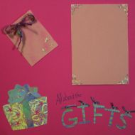 T2S - 61200 12x12 Page Kit- All About the Gifts