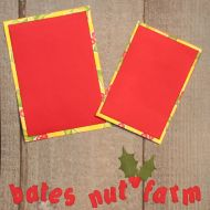 T2S - 61220 12x12 Page Kit- Bates Christmas