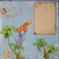 T2S - 61298 12x12 Page Kit- Ahoy Matee