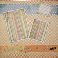 T2S - 61315 12x12 Page Kit- Cuddly