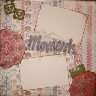 T2S - 61357 12x12 Page Kit- Moments
