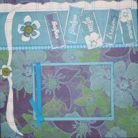 T2S - 61455 12x12 Page Kit- Hawaiian Joy
