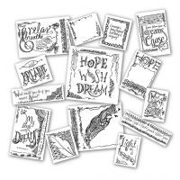 Tattered Angels - Tatteted Tangled Pack - Dreams