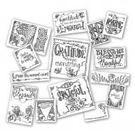 Tattered Angels - Tatteted Pack - Thanks