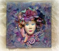 Tattered Angels - Glimmer Glam - Sapphire