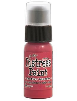 Ranger - Tim Holtz - Distress Dabber Paint - Festive Berries