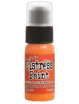 Ranger -Tim Holtz - Distress Dabber Paint - Ripe Persimmon