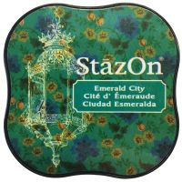 Tsukineko - StazOn - Midi Ink Pad - Emerald City