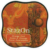Tsukineko - StazOn - Midi Ink Pad - Orange Zest