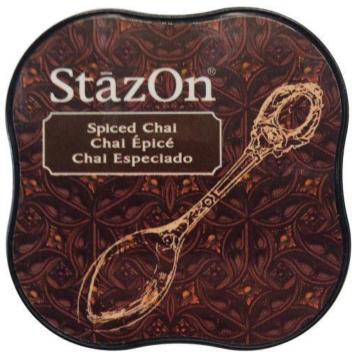 Tsukineko - StazOn - Midi Ink Pad - Spiced Chai