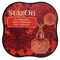 Tsukineko - StazOn - Midi Ink Pad - St Valentine