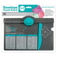 We R Memory Envelope Punch Board