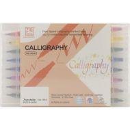 Zig - Marker System - Calligraphy - Dual-tip - MS34008V