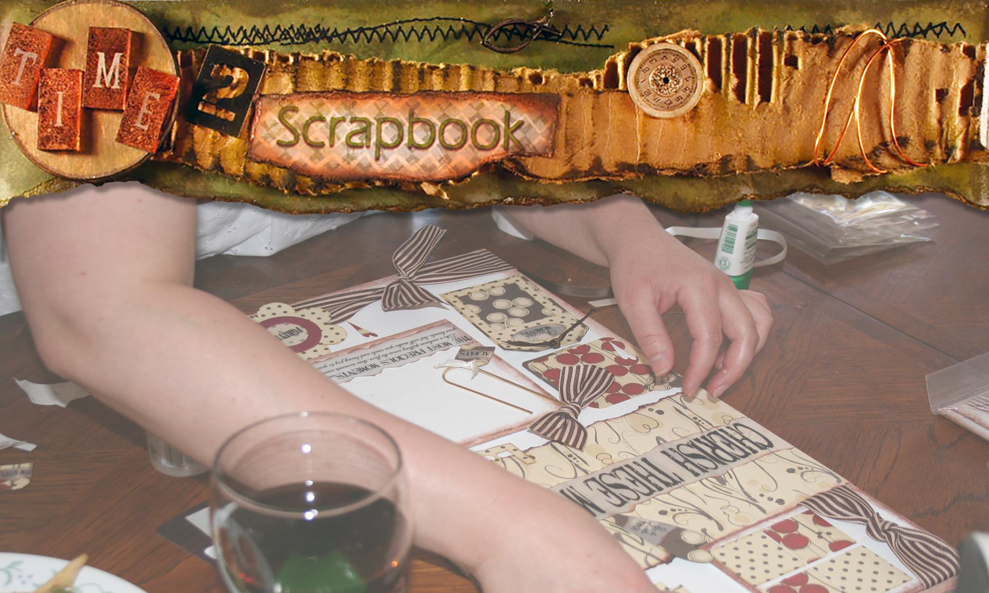 Time 2 Scrapbook Blog